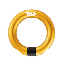 Conector permanente Anillo RING OPEN Petzl